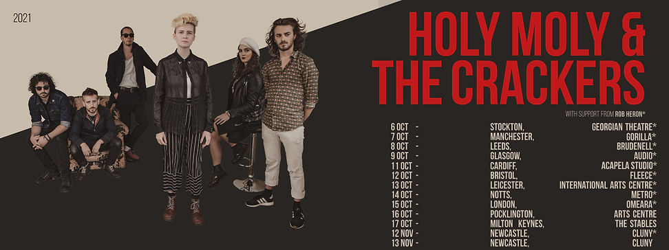 HM Tour ~ 2021 ~ Facebook Cover Tour Ext