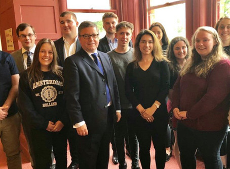 Solicitor General meets Law Soc