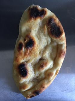 fresh naan bread