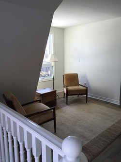 2nd floor reading nook