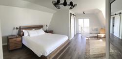 2nd floor spacious master