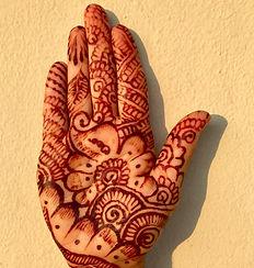 HENNA art, Jaipur