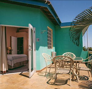 Lazy Parrot Inn Terrace Rooms