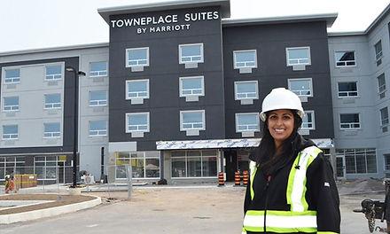 Anita Dharamshi Towneplaza front Sept 15
