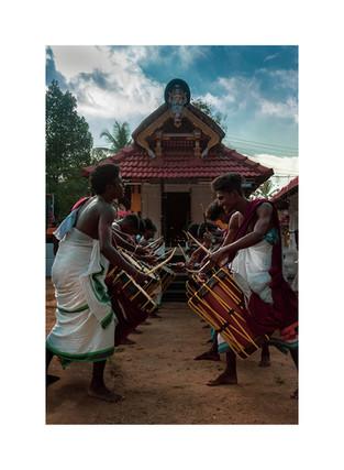 Theyyam chenda kannur
