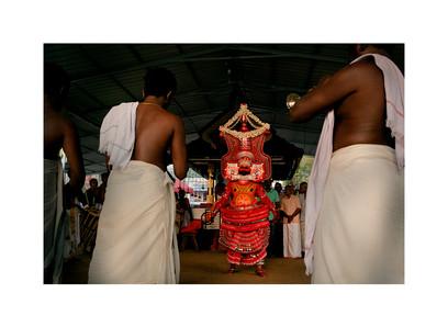 theyyam kannur