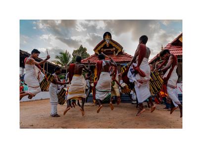 Theyyam chenda melam kannur