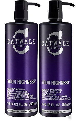 CATWALK by TIGI - Your Highness