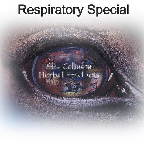 Respiratory Special