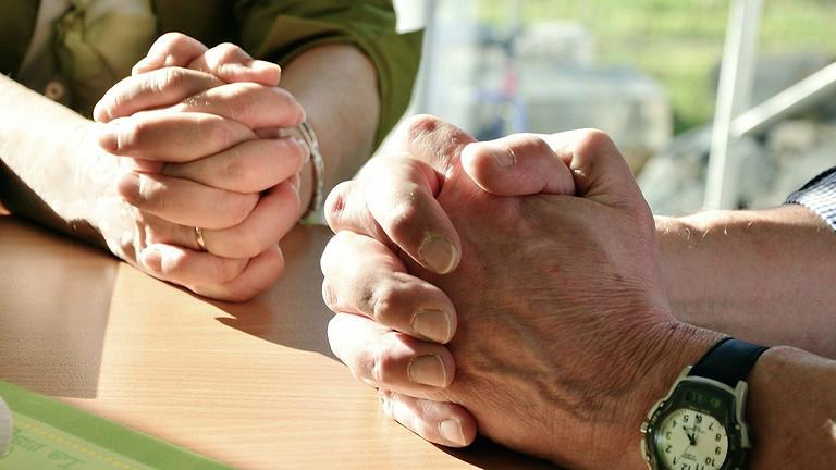 """PIP - """"Parents in Prayer"""" (Eltern im Gebet)"""