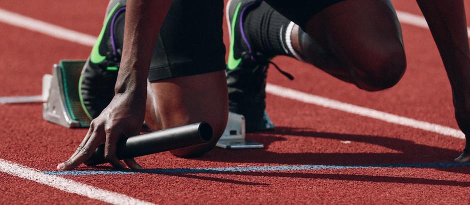 How does Usain Bolt run so fast?