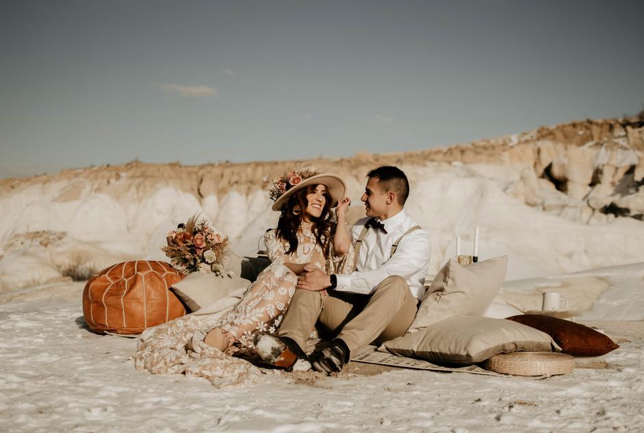 Luxury Colorado Boho Picnic for Two
