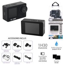 HT1800 Caméra Embarquée