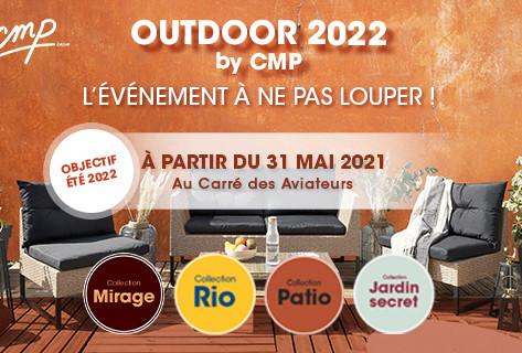 📣 Comptez sur CMP pour vos collections OUTDOOR 2022 ! 📣