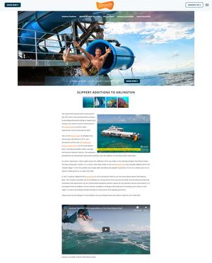 Sunlover webpage