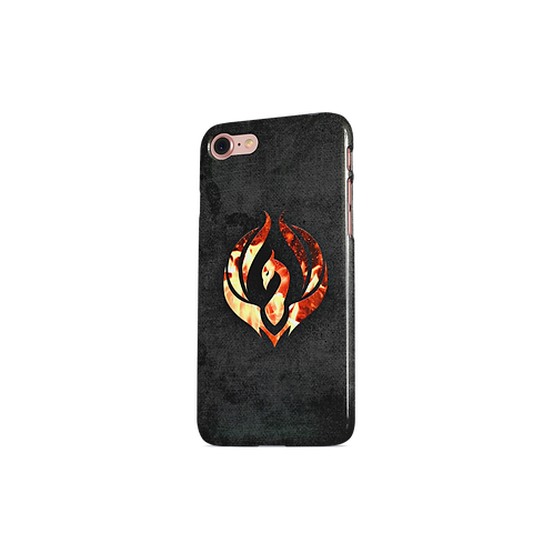 iPhone Case - Phoenix Fire Logo
