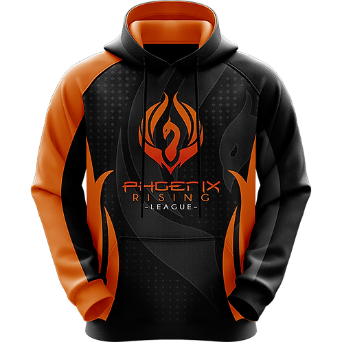 Pullover Hoodie - Flame Design