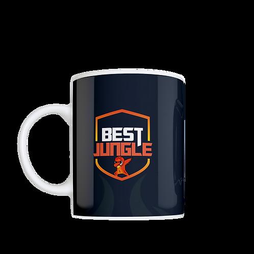 Customizable Coffee Mug - Black
