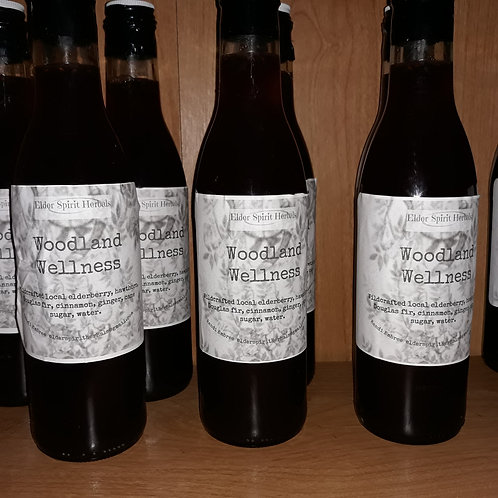Woodland Wellness Syrup