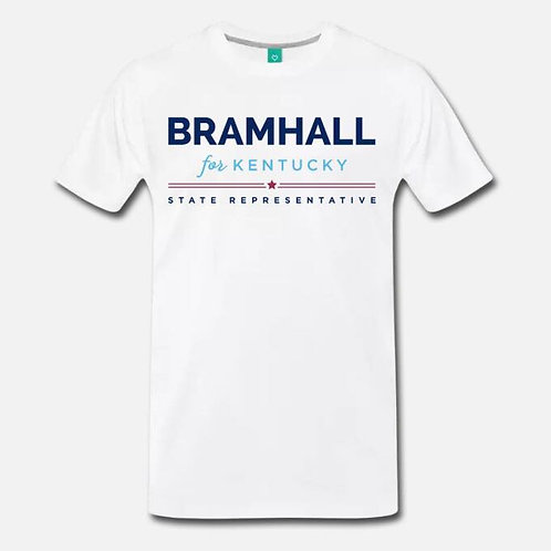 White Bramhall for Kentucky