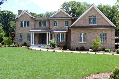 Foundation Plantings and Lawn Care