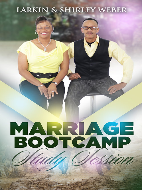 Marriage Boot Camp Study Session