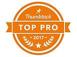 Roof Repair Craftsmen Thumbtack Award