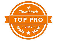 Roof Repair Craftsmen Thumbtack Award