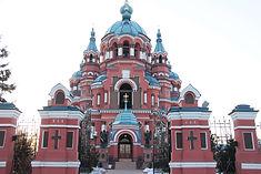 Иркутск, Свято-Никольская церковь