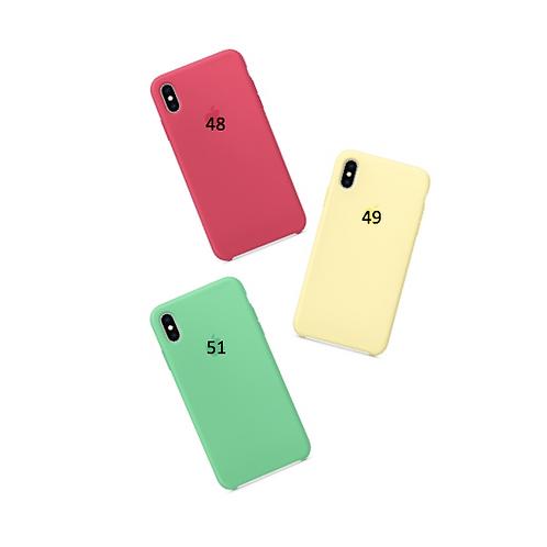 Silicone Case Nuevos colores