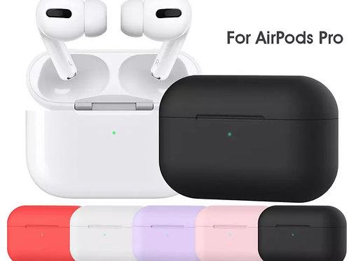 Funda silicona AirPods Pro