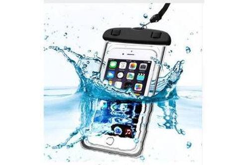 "Funda acuática para móvil hasta 6,5"""