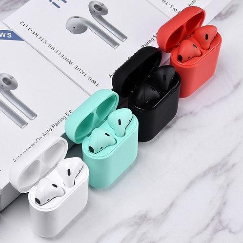 Auriculares i12 TWS
