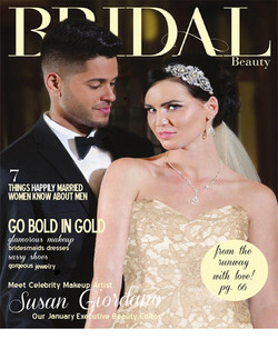 Guest Editor, Bridal Beauty Magazine