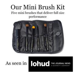 Mini Brush Kit in LoHud Journal News