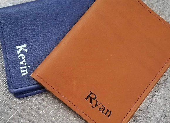 Customized Passport Case