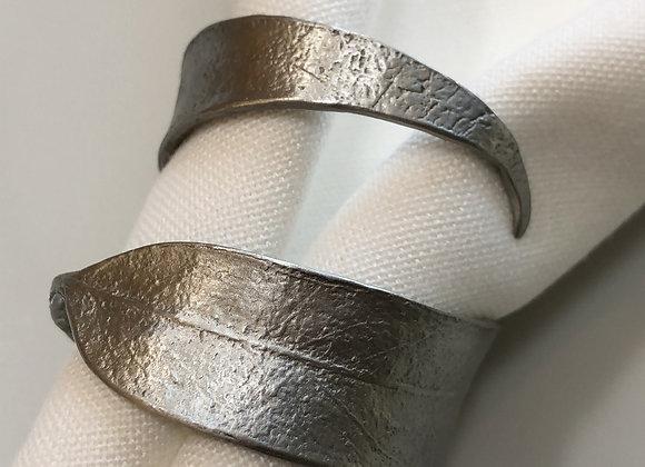 Wrap Around- Gold & Silver