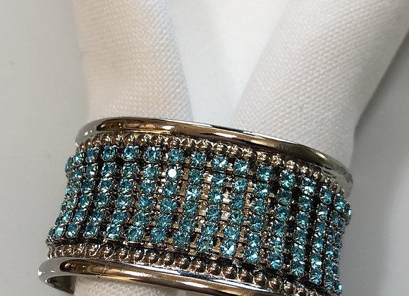 Turquoise Napkin Ring