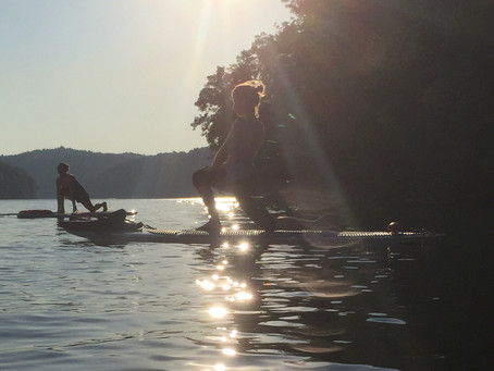 What's SUP Cheat Lake Morgantown?