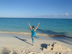 Joelle Cook Yoga Pose
