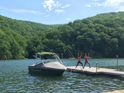 Lake Side Yoga