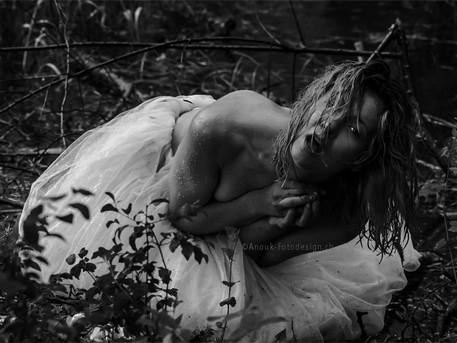 Workshop: The sensual Taste von Kim Höhnle, Model: Tatjana Fedorkowa