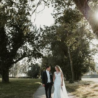 Hochzeitsfotos am Sempachersee