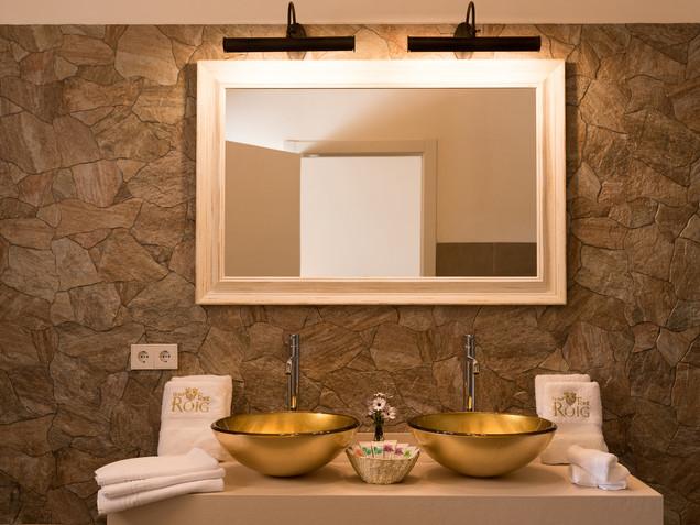 Hotelfotografie Badezimmer