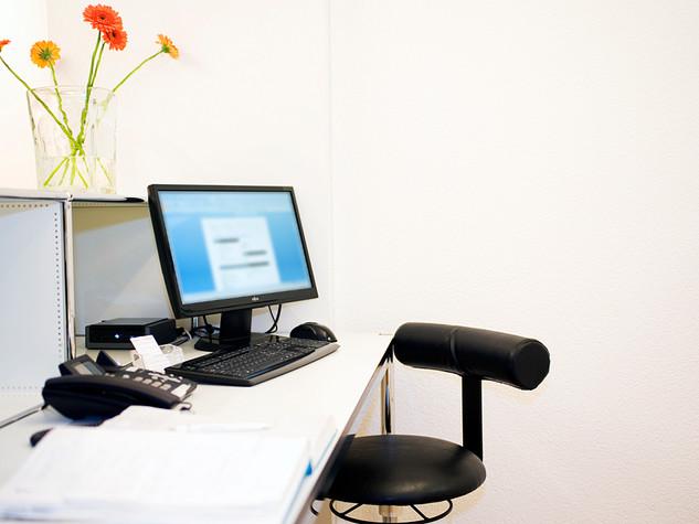 Fotograf Sursee für Arztpraxis Anouk Fotodesign