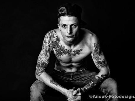 Portraitshooting Tattoo in Sursee