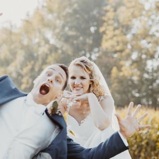 Hochzeitsshooting am Sempachersee