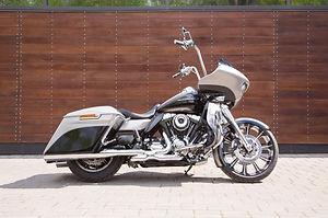 Harley-Davidson RoadGlide Bagger by KonigMotoClub