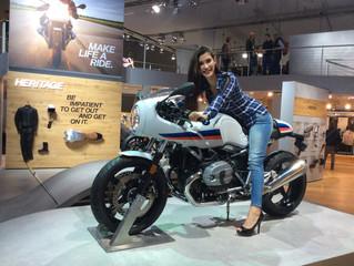 BMW на INTERMOT 2016