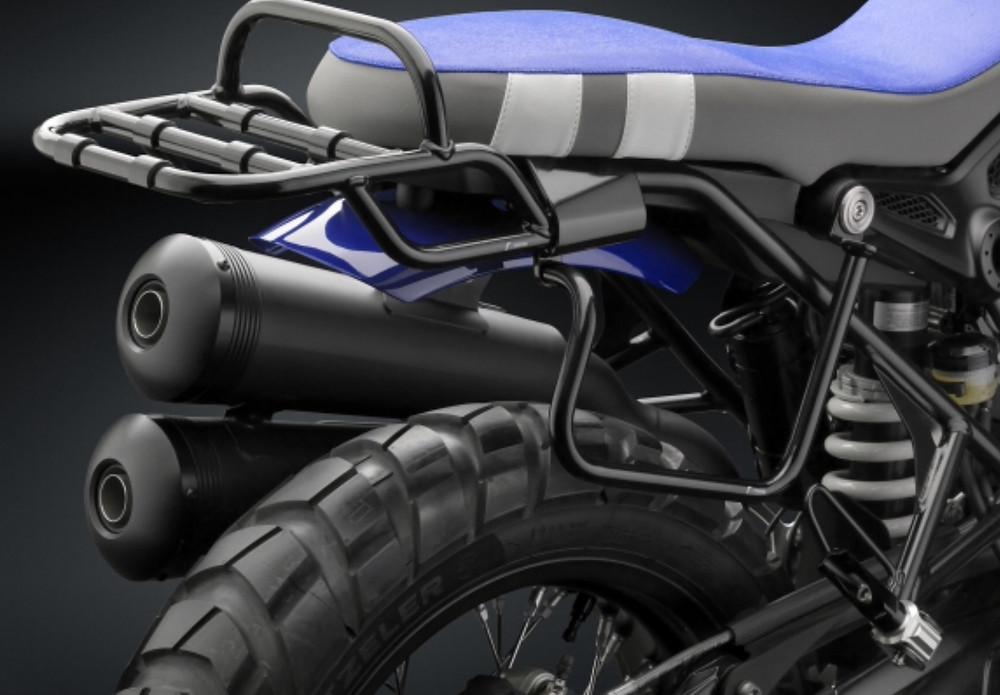 Rizoma для BMW NineT Scrambler Вы можете приобрести в KonigMotoClub